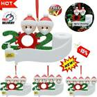 2020 Christmas Family Santa Home Party Hanging Ornaments Gifts