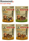 ROSEWOOD NATURAL EATS VALUE PACKS TASTY DOG CHEW TREATS CHICKEN DUCK
