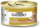 Purina Gourmet Gold Melting Heart: Cat Food, Wet Food For  Cats, Mousse With A M