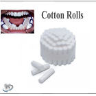 Dental Surgical Disposable COTTON ROLLS #2 MEDIUM High Absorbent US - Up to 2000