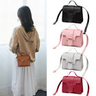 Bag Mini Casual Pu Leather Shoulder Bag Wallet Handbag Small Square Pack