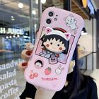 Cute Maruko Sailor Moon Silicone Socket Phone Case Cover For Apple iPhone11Pro 8
