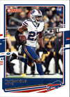 2020 Donruss Football Singles ( 1 - 250 ) Pick Your Card Complete Your SetFootball Cards - 215