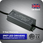 20W 30 Vatios IP67 Potencia Supply LED Driver Transformador Electrónico Constant