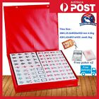 Brand New Large Heavy duty MahJong tiles Game Set 4.6kg6.3kg with box free