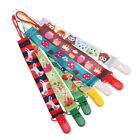 Infant Colorful Anti-drop Rope Baby Teething Soother Dummy Clips Pacifier Chain