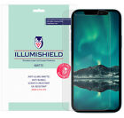 3x iLLumiShield Matte Screen Protector for Apple iPhone 12 Pro 6.1 inch