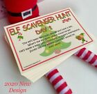 Will The Elf Be Put On The Naughty Shelf? Hunt Clues Ideas Accessories Prop 2020