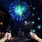 120/180LEDs Waterproof Outdoor Firework Fairy Lights Christmas String Lights