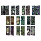 HEAD CASE DESIGNS AZTEC ANIMAL FACES LEATHER BOOK WALLET CASE FOR OPPO PHONES