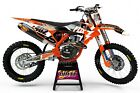 NEW DIRTX INDUSTRIES KTM CAMO RACING EDITION COMPLETE GRAPHICS SX SXF XC XCW EXC