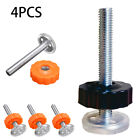 With Locking Baby Safety General Door Guardrail Bolts Gate Screws Nut Spare M10