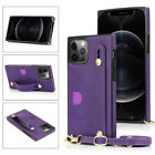 For iPhone 12 11 Pro Max Mini 8/7/SE Plus XR XS Case Wallet Leather Card Cover
