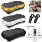 'Vibration Plate Crazy Fit Body Shaker Massage Fitness Machine Oscillating Power