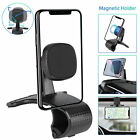 360° Car Dashboard Sun Visor Magnetic Mount Holder Cradle Phone Universal Stand