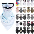 3D Animal Kid Child Face Mask Neck Warm Cover Scarf Balaclava Tube Snood Bandana