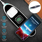 3 in 1 Wireless Charging Dock Stand Qi Charger Station for iPhone 12 Air Pods 2