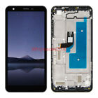 LCD TOUCH DIGITIZER ASSEMBLY±Frame For LG Aristo 4 Plus/Escape Plus LMX320 US