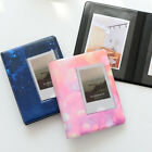 32 Pocket 5 Inch Starry Sky Family Photo Album Collection Book Instax Mini