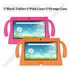 XGODY 16G Tablet PC Android 8.1 7 INCH IPS Dual Camera WIFI Bundle Case for Kids