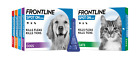 Flea Tick Lice SPOT ON CAT DOGS Treatment FRONTLINE Pipettes Remedy FAST & FREE!