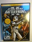 PC Games:  Call of Duty, Skyrim, Crysis, Battlefield 4 Star Wars-Battle Front