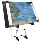 Board Laptop Holder Computer Stand Diamond Painting Rack LED Light Pad Stander