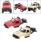 1/16 Rc Car Body Shell Kit For Wpl C14/c24 Rc Vehicles Model Spare Parts