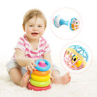 Baby Rattle Toys Infant Shaker Teether Grab Rattles Bell Toys for Newborn