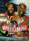 #1325 MAKE YOUR SELECTION WWE WRESTLEMANIA 37 THE NEW DAY A4 A3 A2 A1 POSTER