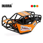 1PCS Nylon Roll Cage Body Shell DIY Kit for 1/10 RC Axial SCX10  SCX10 II 90046