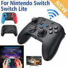 For Nintendo Switch/Lite Wireless Bluetooth Pro Controller Turbo Joystick Joypad