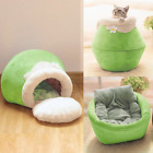 3 in 1 Transformer Bed and Cave Cat Cushion.