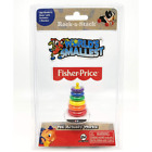 World's Smallest Classic Game ROCK-A-STACK Miniature Retro Toy
