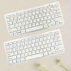 Ultra-thin 78-key Wireless Bluetooth Keyboard Multi-Functional Easy Use