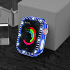 For Apple Watch Series 6/5/4/3/2 Diamond Bling Clear Protector iWatch Case Cover