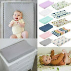Baby Changing Table Pad Cover Contoured Diaper Change Infant Nappy Changing Pads