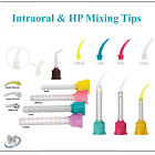 Dental Impression HP Tips High Performance Mixing Tips, Intraoral Tips, MIXPAC