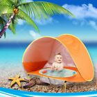 Baby Beach Tent Children Pop Up sun Awning Tent UV-protecting Sun shelter Pool