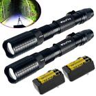 Super Bright 5Modes LED Flashlight Outdoor Torch Zoomable Camping Light USA