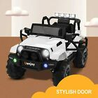 12V Children's Electric Ride on Car Battery Powered Truck with Wheels Suspension