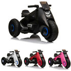 6V Kids Ride On Motorcycle Battery Powered Electric Bike Car Toy w/ 3 Wheels
