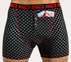 Carbon Check Smuggling Duds Men's Boxer Shorts Boxer Briefs