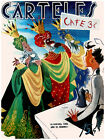 "231.Cuban poster""3 Wise Kings drink 3 cents Coffee"" Fun.Home Interior design"