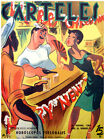 """442.Quality Design poster""""Sexy girl makes Bar go HOT in New Year Home interior"""