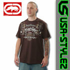 ECKO UNLTD. T-SHIRT TEE SHIRT KEEP YOUR FOCUS BR S L XL