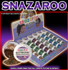 SNAZAROO FACE PAINT GLITTER DUST 12ML TUB