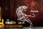 """Wall Decor Decal Sticker Removable vinyl large tiger 46"""" High DC0218"""