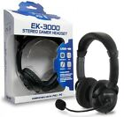 **NEW** Playstation3 PS3 EK-3000 Stereo Gamer Headset