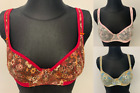 Kalyani That Flowery Feeling Bra (1830) in SCARLET